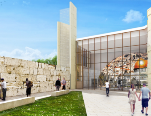 City Greenlights Morris Cerullo's Legacy Center