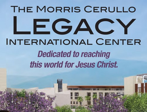 Legacy International Center Update