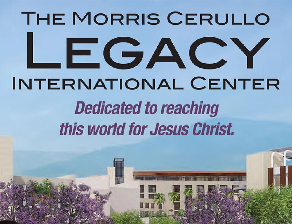 Legacy International Center Update